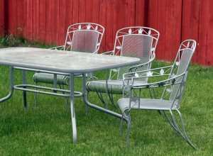 don't settle for a run of the mill patio dining set